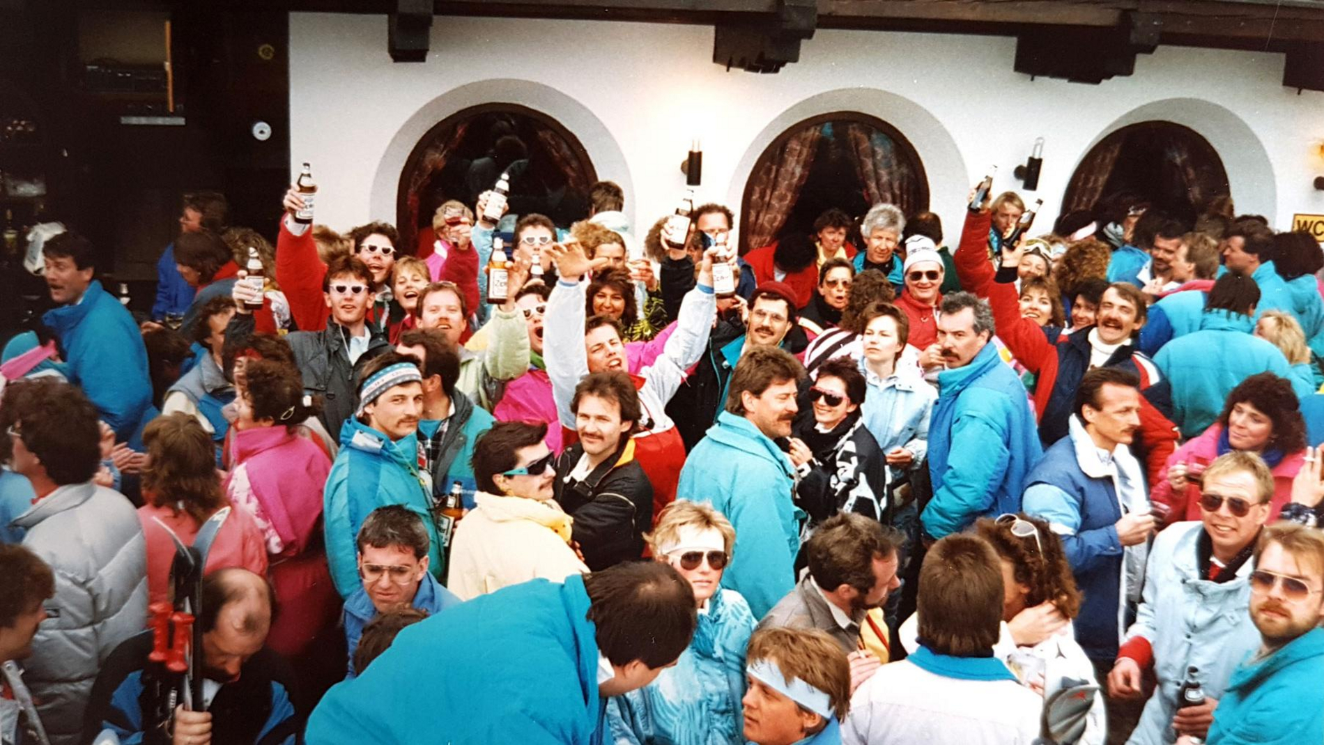 Apres-Ski Party in Sölden